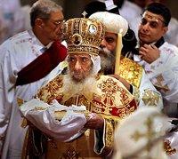 Коптская Церковь Египта
