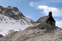 В Германии отметили юбилей самого высокогорного храма страны